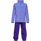 Bergans Smådøl Set Kids Light Lavender/Lavender/Bright Sea Blue